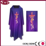 Purple Clergy Chasuble